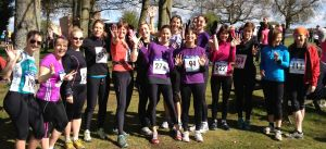 AT the BlueBell run last year