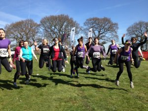 Join the women's running revolution